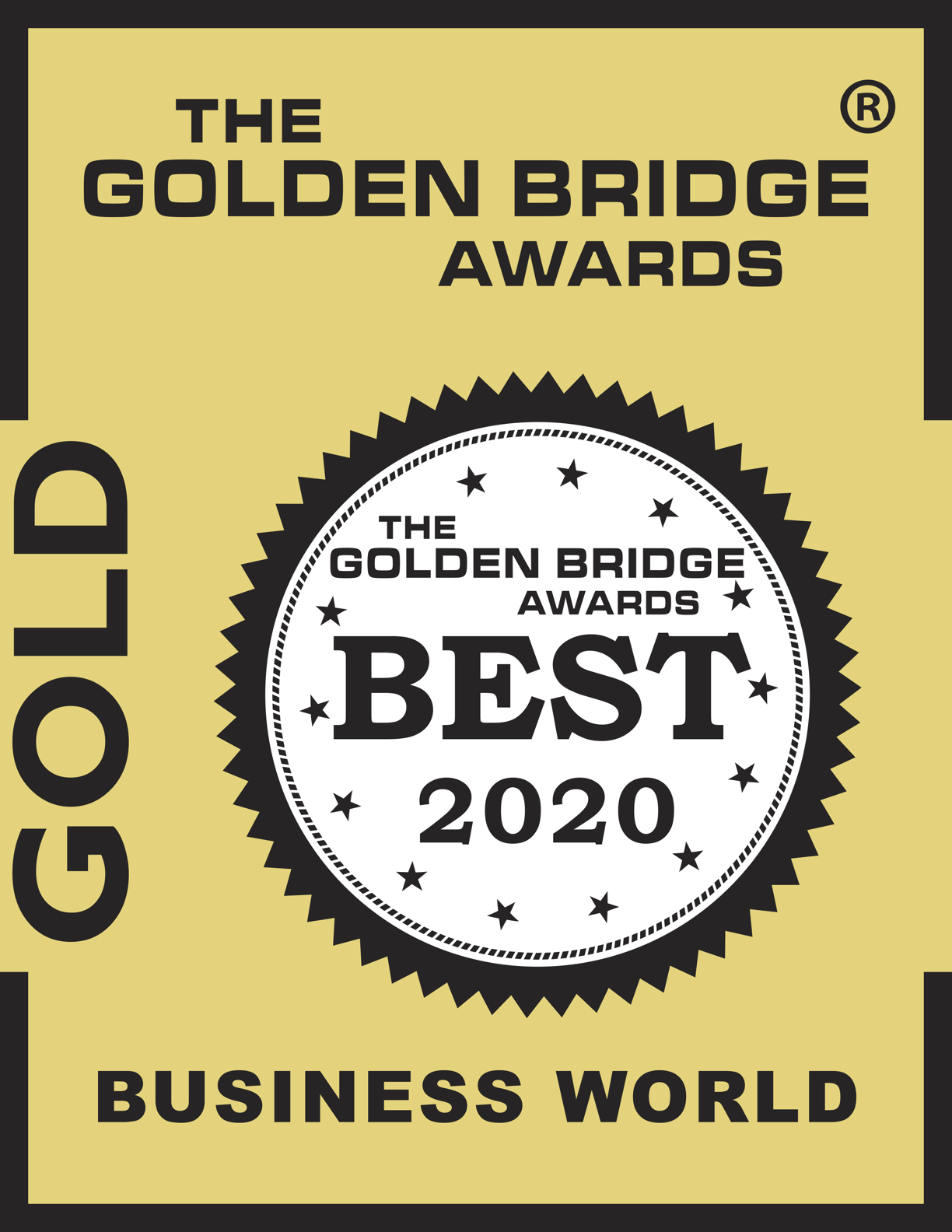 Golden Bridge Award